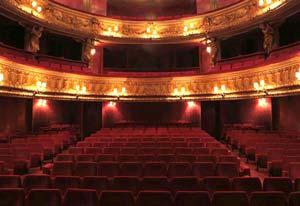 Th tre de la renaissance le cercle des illusionnistes - Plan salle theatre porte saint martin ...