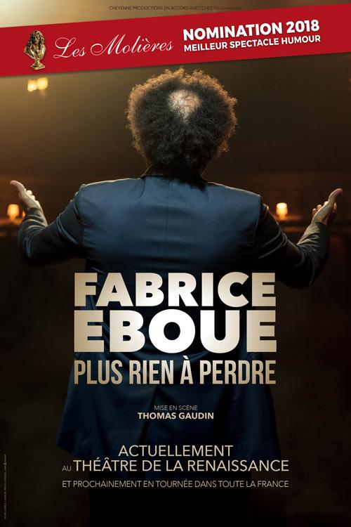 Affiche Fabrice Éboué
